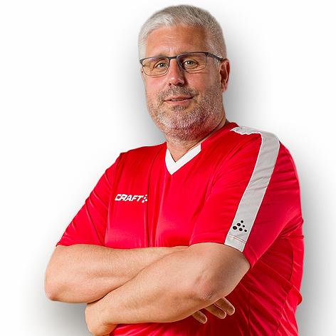 Trainer des Spitzenteams der GÖRLS: Jörg Adam