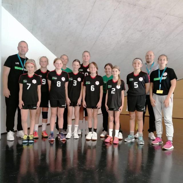 D-Jugend beim Talente Cup des Berliner TSC